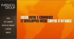 PASS-TEK GROUP : votre projet e-commerce