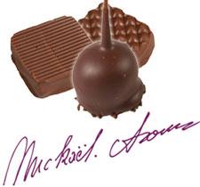 Mickaël Azouz - Chocolatier Pa - Haute-Saone