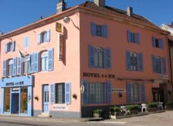 Hôtel-Restaurant du Donjon à C - Haute-Saone