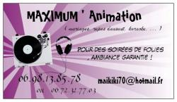 Le spécialiste de l'animation en Haute-saone