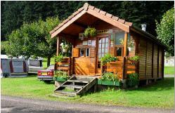 Camping de la Broche - Haute-Saone
