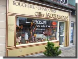 Boucherie Charcuterie Traiteur Gilles Jacquemain