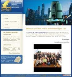 AG BLEHAIN : Système de nettoyage et d'aspiration Delphin