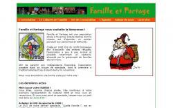 Association Famille et Partage - Haute-Saone