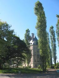 Le château de Villersexel - Haute-Saone