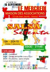 Salsa Setenta - Haute-Saone