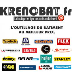 Krenobat - La Boutique en ligne des Outils du Bâtiment
