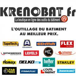 Krenobat - Outillage du bâtiment & TP - Vente en ligne
