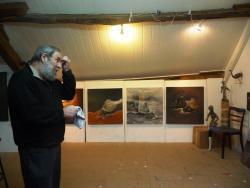 Artiste peintre, sculpteur