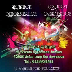 Association Val Dance Attitude - Haute-Saone