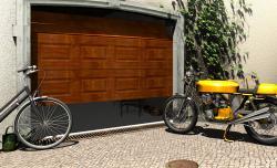 Porte de garage - porte industrielle - rideau métallique
