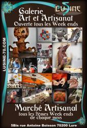 Marché Artisanat & Producteurs
