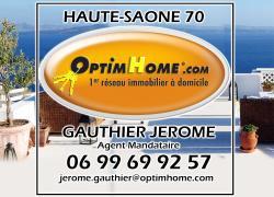 OPTIMHOME, L'IMMOBILIER autrement en Haute-Saône