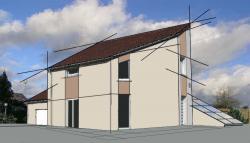 RT-2012 eco plan BBC permis de construire maison EnR+