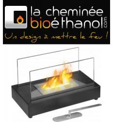 Cheminée bio ethanol - Haute-Saone