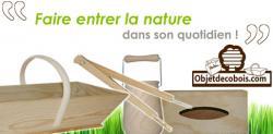 Objet Déco Bois - Haute-Saone