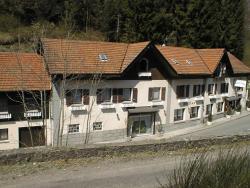 Hôtel en montagne - Haute-Saone