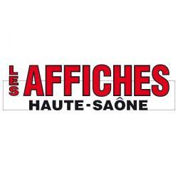 LES AFFICHES DE LA HAUTE SAONE - Haute-Saone