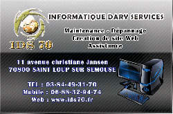 IDS70 - Informatique dary services