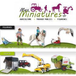 Mes Miniatures - Jouets, figur - Haute-Saone