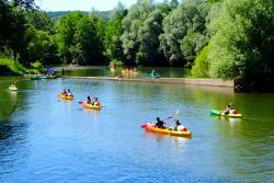 Base nautique - location de canoë-kayak