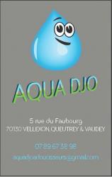 Aqua Djo, votre partenaire pou - Haute-Saone