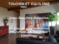 Toucher et Equilibre - Haute-Saone