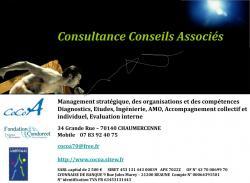 Pour une entreprise ou une association en bonne santé