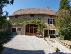 Maison de vacances Les Hiboux
