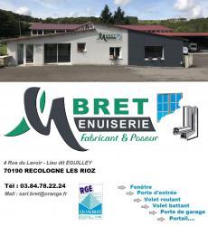 MENUISERIE FABRICANT POSEUR - Haute-Saone