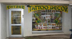 TATTOO DECOR