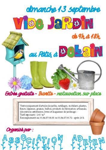 Evenement et manifestation agenda de la haute sa ne for Vide jardin tremeoc 2015