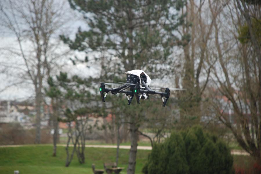 Drone de la flotte TDrone