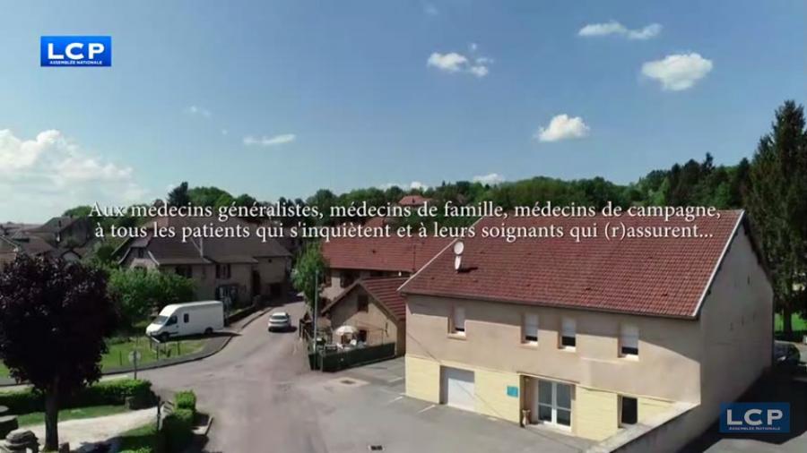 Médecin de campagne à Saulnot