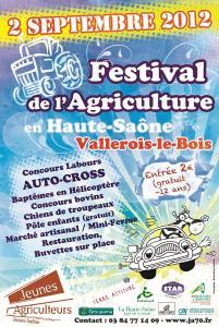 Festival de l'Agriculture Haute-Saône