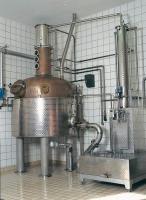Alambic de la distillerie  Devoille