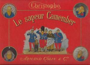 Anniversaire du Sapeur Camembert