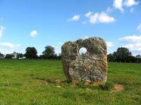 La pierre percée d'Aroz