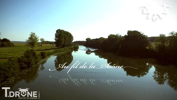 Au fil de la Saône