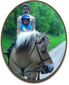 Ballade en poney