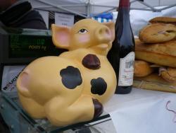 La fête des petits cochons