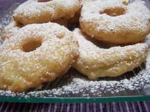 Beignets bretons aux pommes