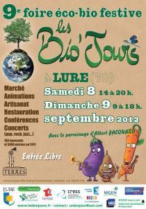 Bio Jours 2012 Lure