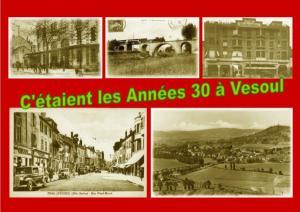 Expo Années 30 à Vesoul