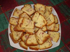 Cake au jambon de Luxeuil