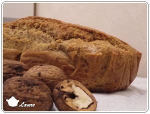 Cake saucisse de Morteau