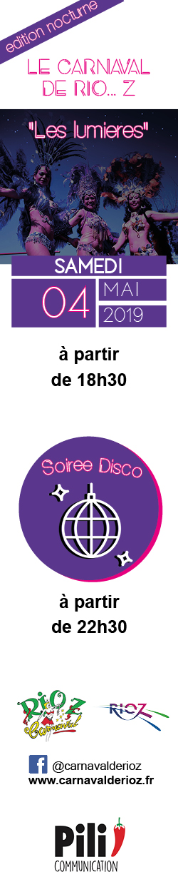 Carnaval de Rioz 2019