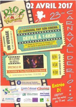 Carnaval de Rioz