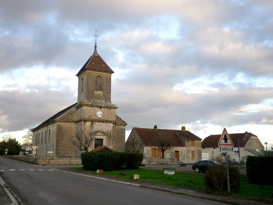 La Chapelle Saint-Quillain