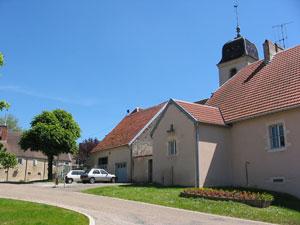Champvans Commune De Haute Saone En Franche Comte